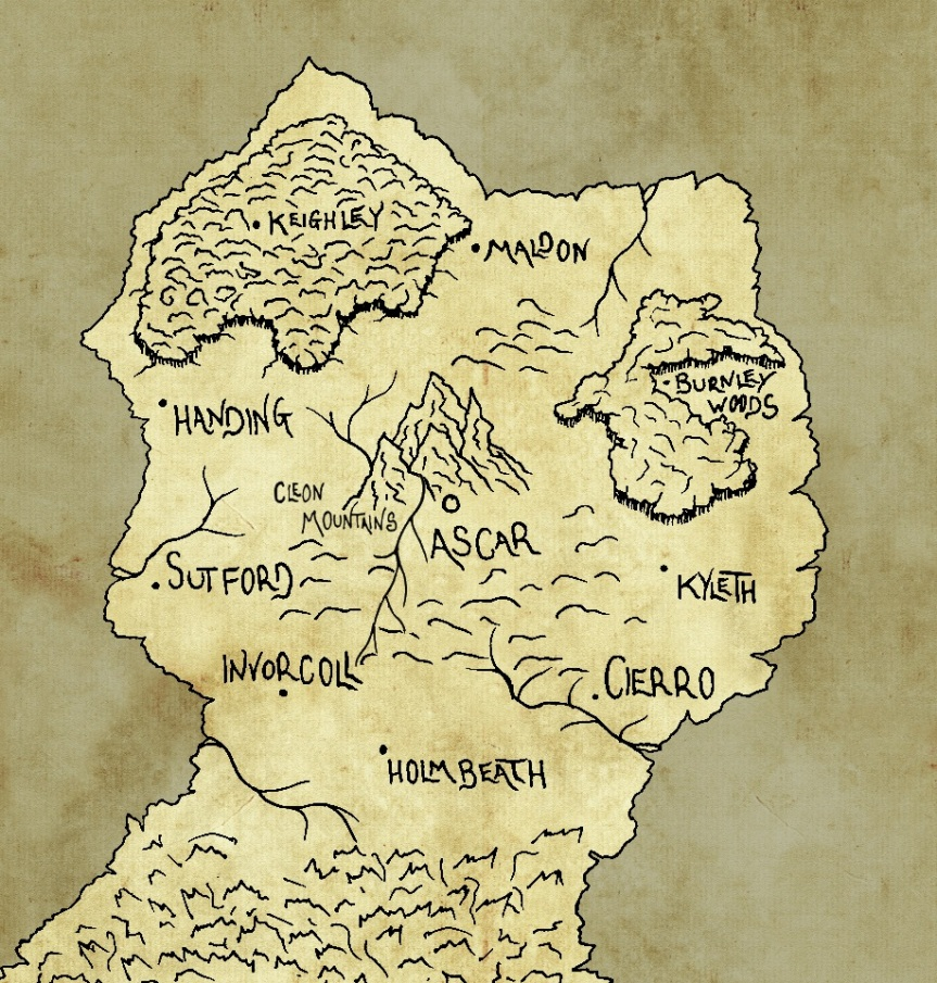 Map of Numoeath