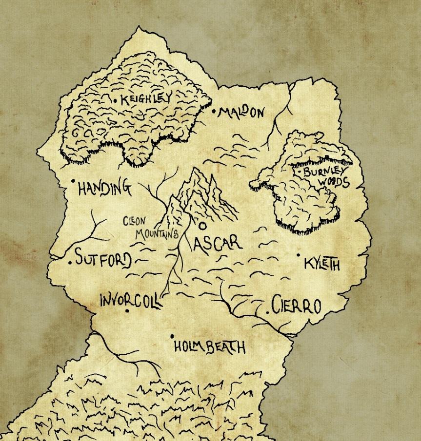 Map of Numoeath